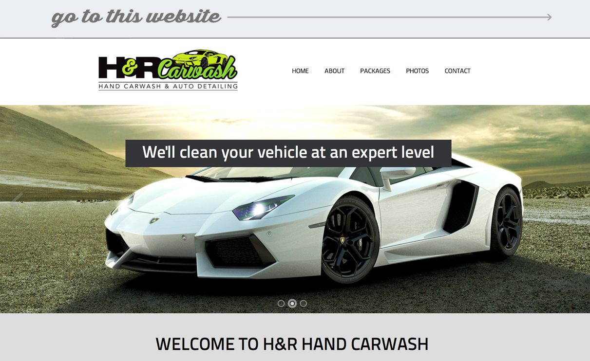 web-portfolio-carwash